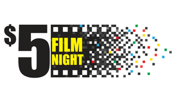 $5 Film night web banner