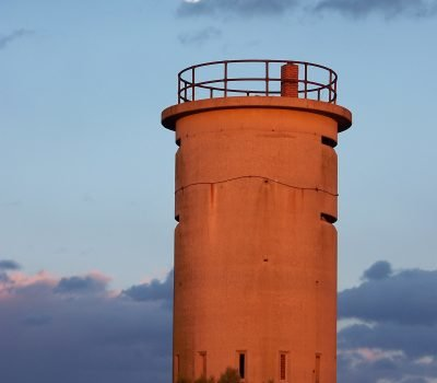 """The War Tower"", Dewey Beach, DE"
